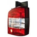 Koncové světlo (červeno-bílé) VW T5 1 dv - pravé