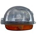 Hlavní reflektor DEPO Renault Twingo 93-97- levý