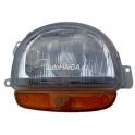 Hlavní reflektor Renault Twingo 93-97- pravý