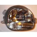 Hlavní reflektor Renault Twingo 98-00 - pravý