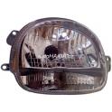 Hlavní èirý reflektor TYC Renault Twingo 00-07- pravý