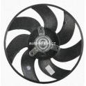 Ventilátor s krytem Renault Megane II (02-), Scenic II (03-)
