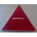 Reflexní trojúhelník pro přívěs - 140mm