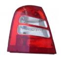Koncové světlo Škoda Octavia 1 Facelift liftback - levé