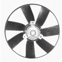 Ventilátor bez krytu/podpěry VW Golf III, Vento, Golf IV, Passat B3, B4, Corrado
