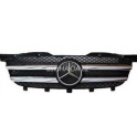 Mřížka Mercedes Sprinter (2006-) Chrom / černá