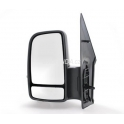 Vnější elektrické zrcatko Mercedes Sprinter (06-), Crafter - levé