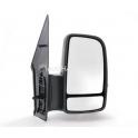 Vnější elektrické zrcatko Mercedes Sprinter (06-), Crafter - pravé