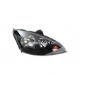 Hlavní černý reflektor TYC Ford Focus ST170 98-01 - pravý