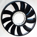 Ventilátor chlazení motoru TOP 110 294 Audi A4 (B5)3, A6 (C5), Škoda Superb I, VW Passat 3B