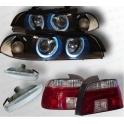 Svìtla BMW 5 E39 facelift Omlazující Komplet 2