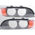 Pøední kryty svìtla BMW 5 E39 97-00, oranžový blinkr