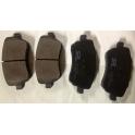 Brzdové destičky SRL S70-0098 Renault Clio, Kangoo, Nissan Micra, Note, Suzuki Splash, Swift - přední