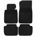 Gumové koberečky černé, BMW 3 E46