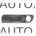 Mřížka v předním nárazníku pro mlhovky VW T5 Multivan - levá