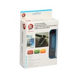 ALLRIDE WHITE Univerzální držák telefonu do mřížky 52-92mm
