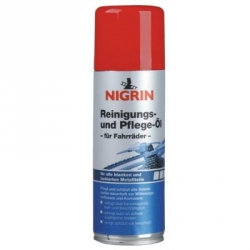 Čistící a ochranný olej 200 ml Black Line