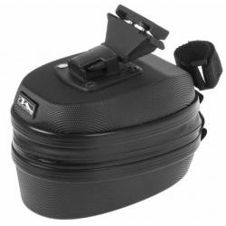 Brašna M-Wave Hardcase podsedlová černá