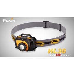 čelovka Fenix HL30 XP-G2 šedo-zelená