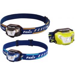 čelovka Fenix HL26R nabíjecí - černá/modrá/žlutá