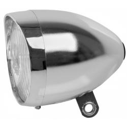 Osvětlení přední retro 5LED diod stříbrné