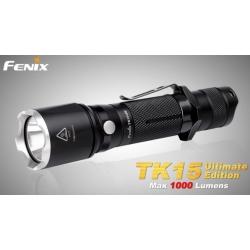 Svítilna Fenix TK15 Ultimate Edition - černá