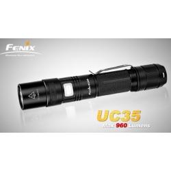 Svítilna Fenix UC35 nabíjecí USB