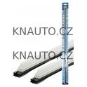 Guma stìraèe 610 mm silikonová transparentní 2ks