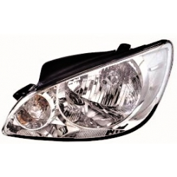 Hlavní reflektor (elektrický) DEPO Hyundai Getz od 09/2005 - levý