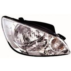 Hlavní reflektor (elektrický) DEPO Hyundai Getz od 09/2005 - pravý