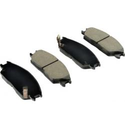 Brzdové destičky DELPHI LP704 Hyundai Accent, Getz, Lantra - přední