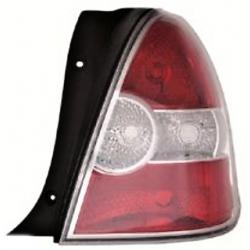 Zadní světlo DEPO Hyundai Accent (MC) 2006-2010 HB - levé