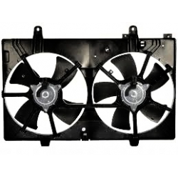 Ventilator s krytem / podperou 274823W1