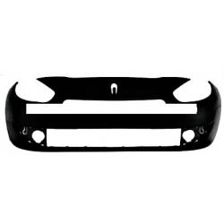 Přední nárazník se základním lakem a sojlerem Renault Fluence (2010-)
