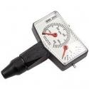Měřiče tlaku pneu